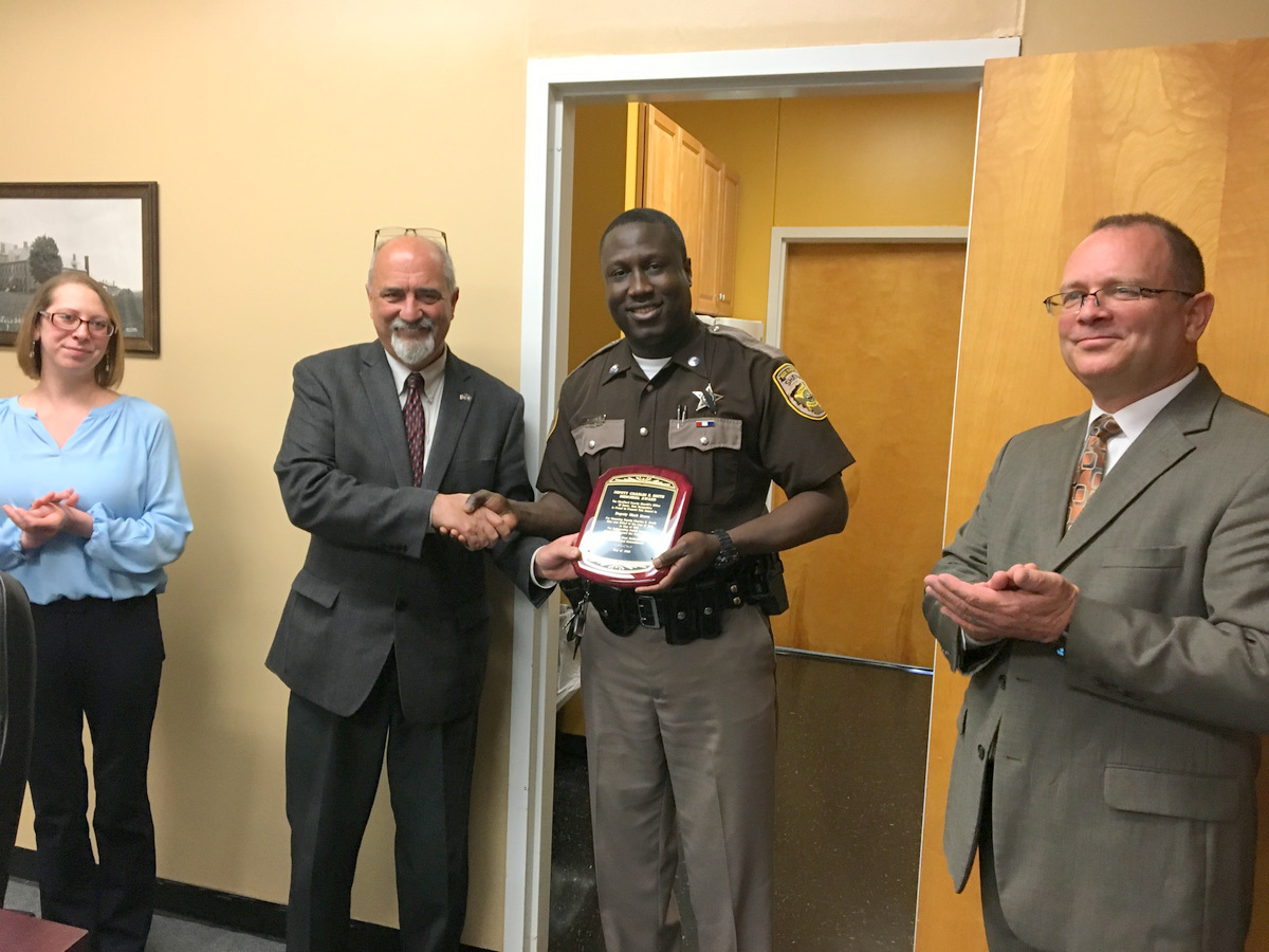 Deputy Smith Award